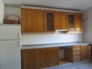 Muebles de cocina a estrenar.