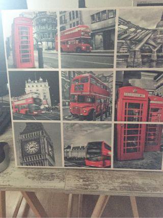 Cuadro de Londres