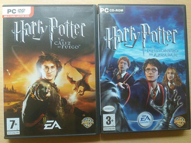 Juegos Pc Harry Potter De Segunda Mano Por 10 En Mutxamel En Wallapop