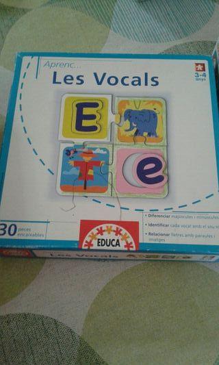 jocs educatius (vocals i abecedari)