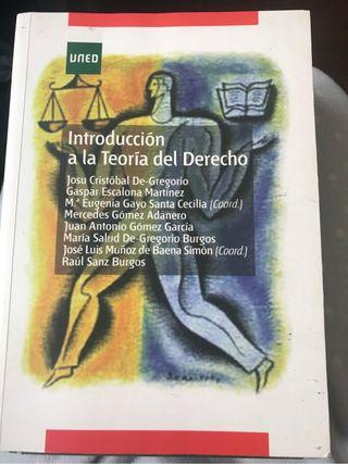 Libro de Derecho Uned