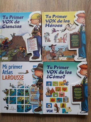 Libros VOX