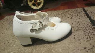 zapato flamenca 23