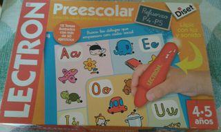 juego Lectron preescolar