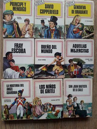 Libros infantiles años 70