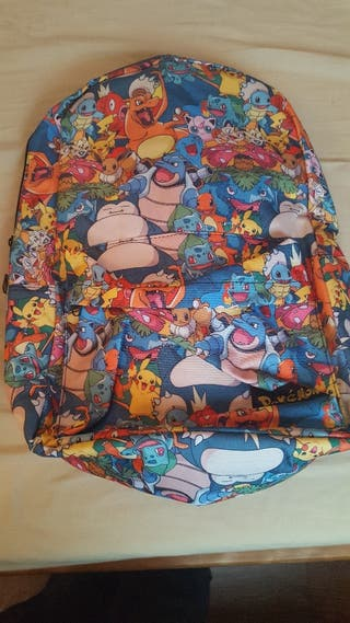 Mochila pokemon