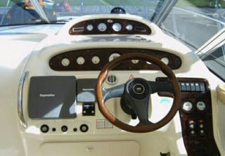 Barco Cranchi39. año 2002