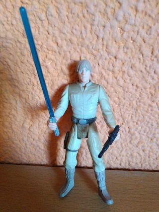 Luke Bespin. Figuras Star Wars