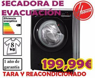 Oferta secadora Hoover