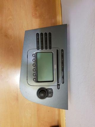 radio cd para seat leon 2