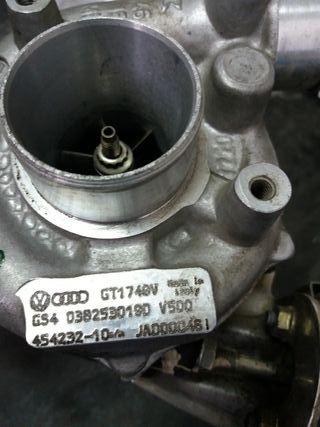 Turbo grupo Volkswagen