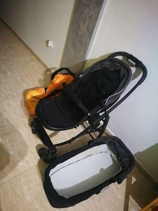 carrito bebe completo
