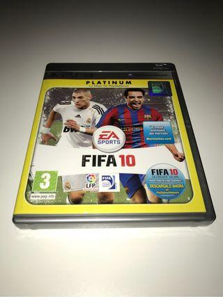 FIFA 2010 para PS3