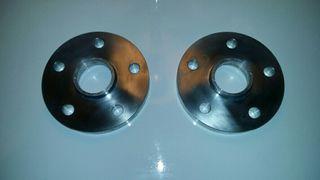 Separadores, Espaciadores de aluminio 20mm