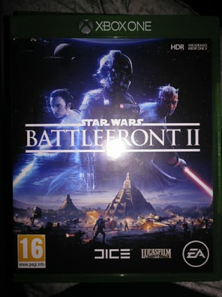juego star wars battlefront 2