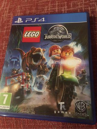 Lego jurássic world