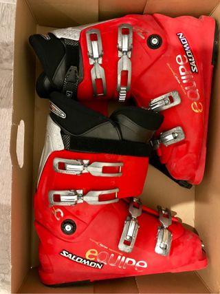 Botas esqui - ski Salomon 7.0