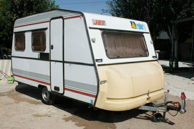 caravana restaurada