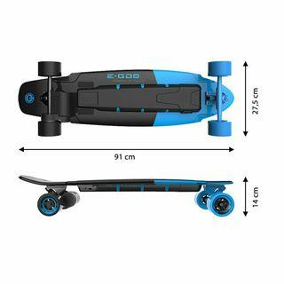 Longboard eléctrico Yuneec Ego 2 skate