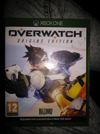 juego overwatch