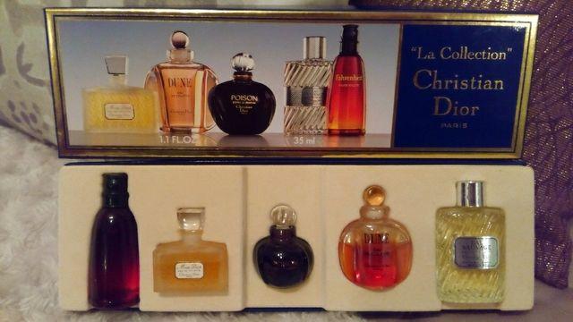 56e9950a6 Coleccion miniaturas Christian Dior de segunda mano por 95 € en León ...