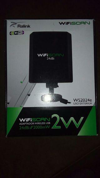Antena wifi usb ralink rt3070