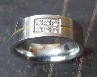 anillo diamantes SIAMO colección