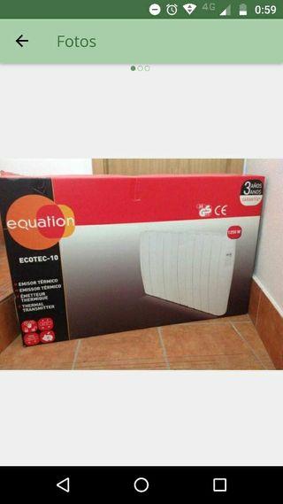 Emisor termoeléctrico Equation Ecotec-10