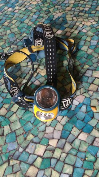 Frontal linterna Petzl Myo 3 led