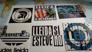 pegatinas Lleida