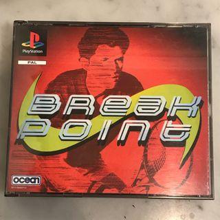 Break Point (Playstation)