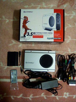 DISCO DURO MULTIMEDIA-BRIMAX MP3000
