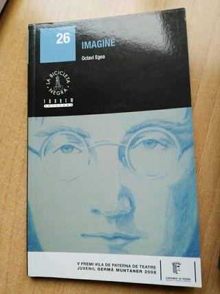 IMAGINE.Octavi Egea. Ediciones Tandem