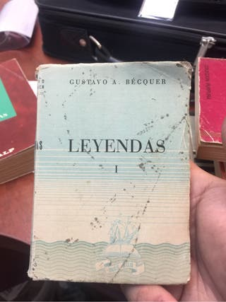 Leyendas 1 Gustabo A. Becquer