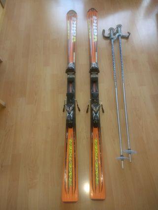 Tablas de esqui Völkl. 1.73m