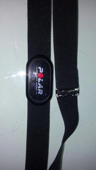 banda pulsometro polar h2