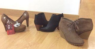 Lote Zapatos Nuevos A Estrenar