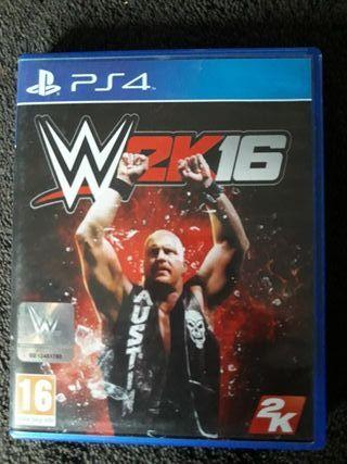 WWE W2K16