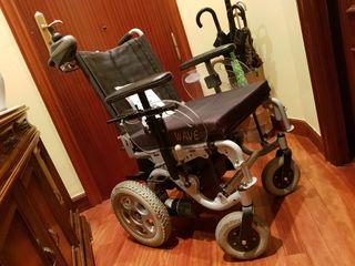Silla de ruedas el ctrica de segunda mano por 650 en bilbao wallapop - Silla de ruedas electrica de segunda mano ...