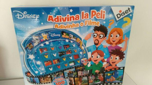 Juego De Mesa Adivina La Peli De Disney Princesas De Segunda Mano