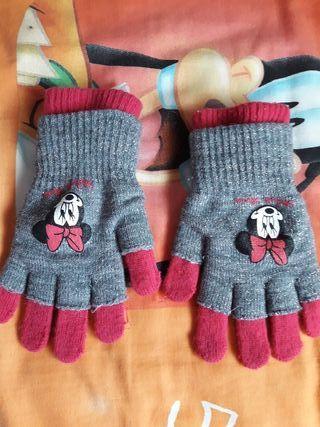 guantes niña