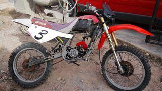 moto derbi senda r para piezas