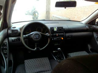seat leon 2002 1.6 gasolina con itv pasada