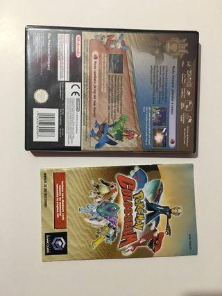 caja Pokémon colosseum