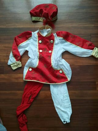 Disfraz de príncipe talla 2