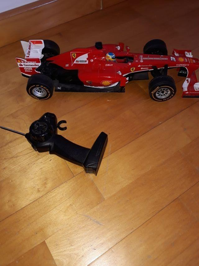 formula 1 Ferrari control remoto