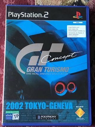 Gran Turismo Concept (PS2)