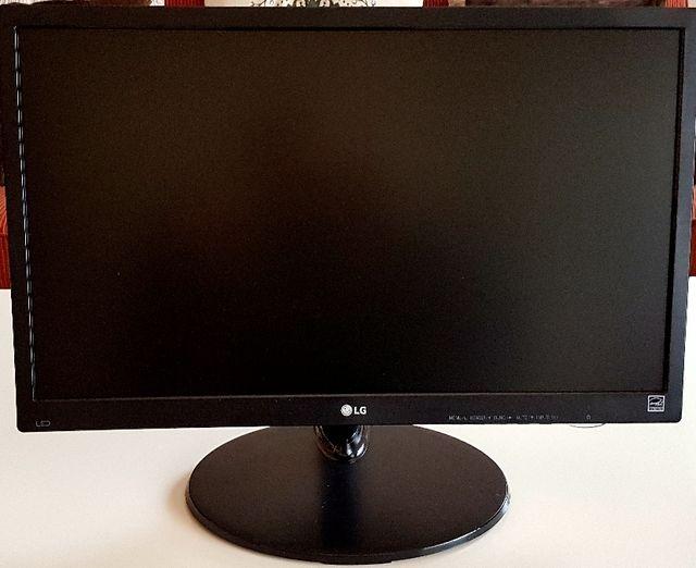 Monitor LG LED 22 pulgadas 55