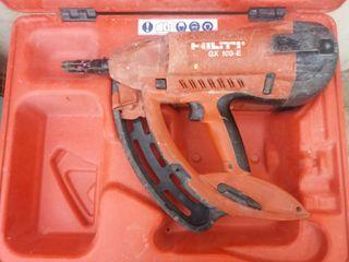 Pistola clavos hilti GX 100- E