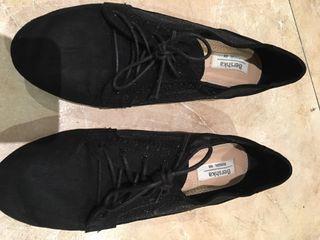 Zapatos planos bershka